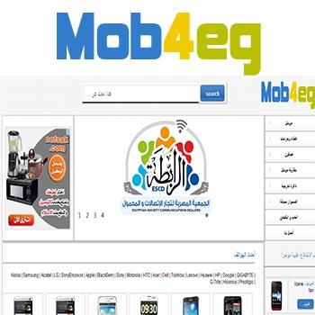 Mob4eg.com - screenshot