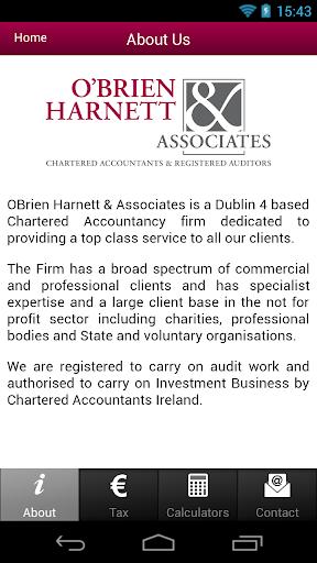 O'Brien Harnett Associates