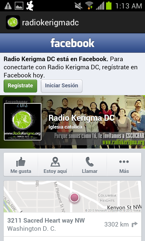 Radio Kerigma- screenshot