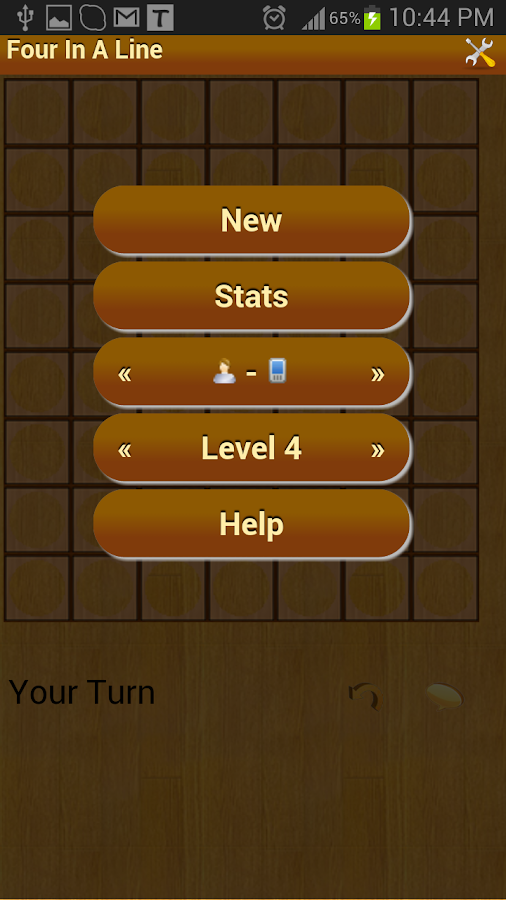 Four In A Line Free- screenshot