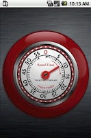 Screenshot of The Kitchen Timer App