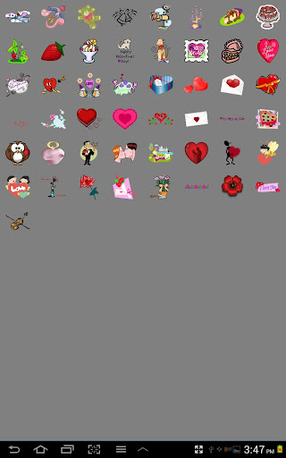 玩攝影App|Love Stickers! for Doodle Text免費|APP試玩