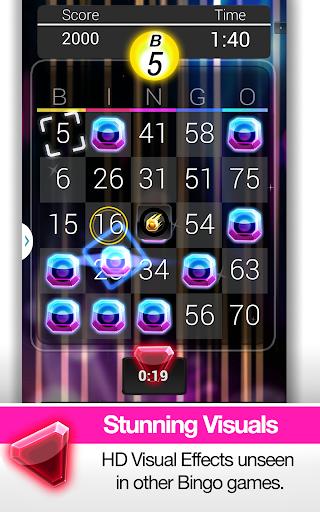 Bingo Gem Rush Free Bingo Game screenshot 10