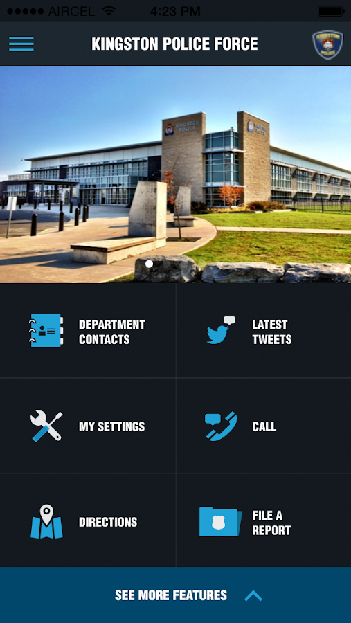 My Police Department (MyPD)- screenshot