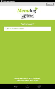 Menulog Order Takeaway Online - screenshot thumbnail