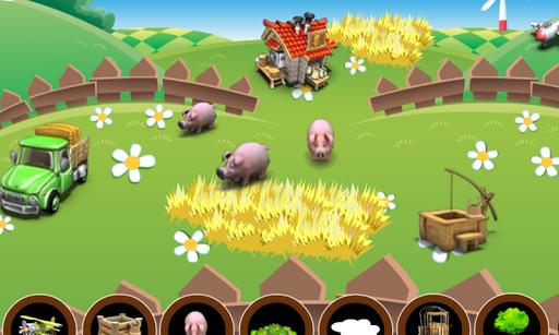 农场爱心游戏