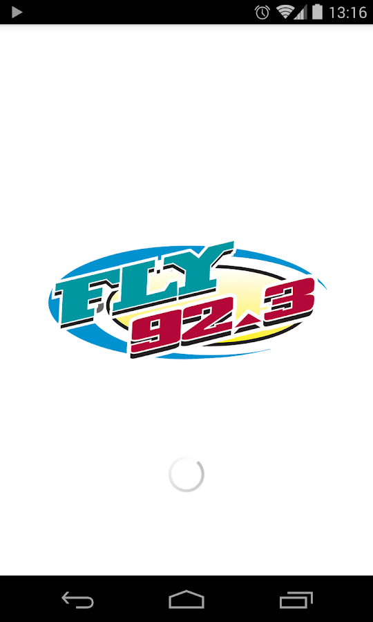 Fly 92.3- screenshot