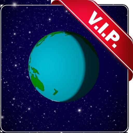 卡通地球生活壁纸 個人化 LOGO-玩APPs