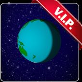 Cartoon earth live wallpaper