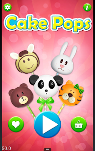 Cake Pops Mania - Cooking Game