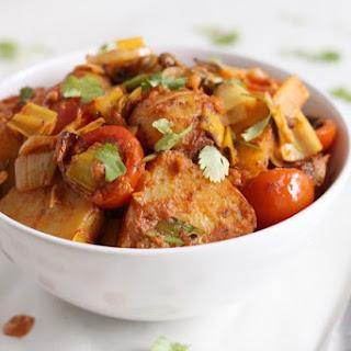Roasted Potato Tikka Masala