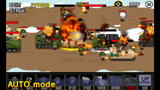 Army Wars Friends- screenshot thumbnail