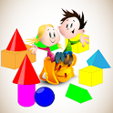 Shape Color For Kid icon