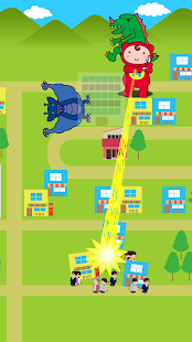 Baby heroes!Monsters knock out- screenshot thumbnail