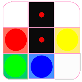 color blocks - brain puzzle