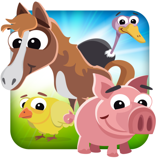 Farm Hay Animals