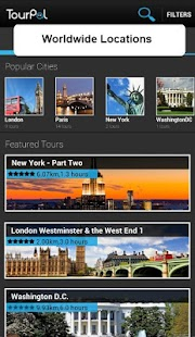 Travel guide / City Tour Guide - screenshot thumbnail