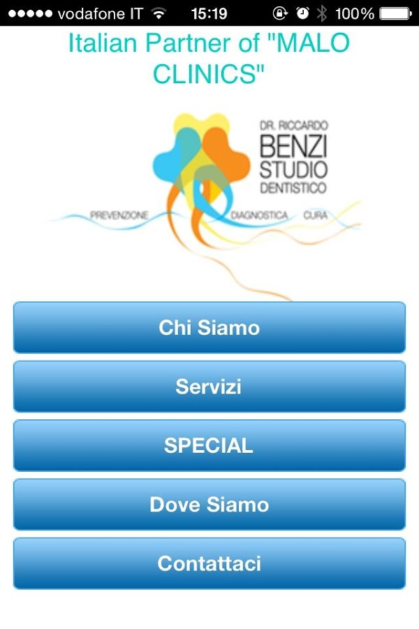 Studio BENZI Dental Clinic- screenshot