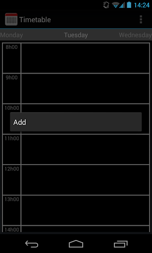 Timetable FREE