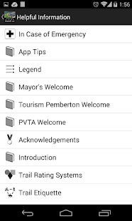Pemberton Mountain Bike Guide- screenshot thumbnail