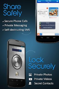 CoverMe Private Texting, Calls - screenshot thumbnail