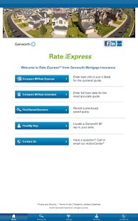 Genworth Mortgage Insurance- screenshot thumbnail