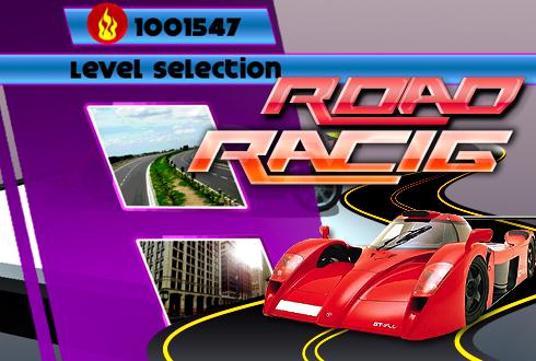 3D Formula X Speed Racer