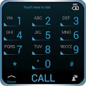 GO Contacts ICS Remix Theme logo