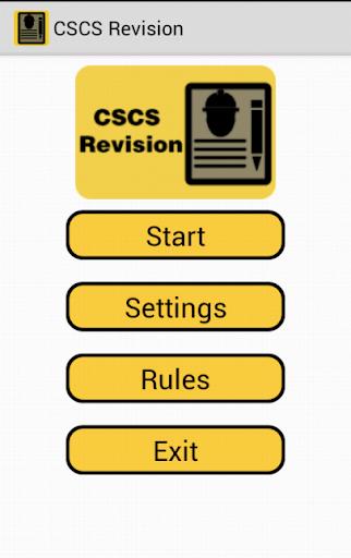 CSCS Revision