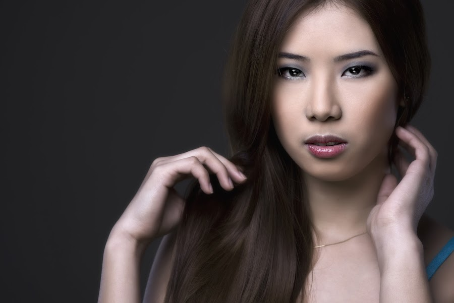 Asian Beauty by Vic Pacursa - People Portraits of Women ( pretty girl, beauty, pretty, philippines, asian )