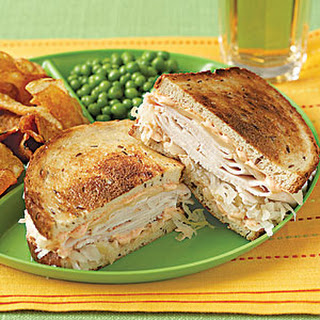 Turkey Reubens.