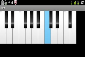 Screenshot of Piano (Free of charge)