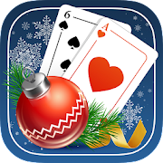 Solitaire Game. Christmas 1.0.0 Icon