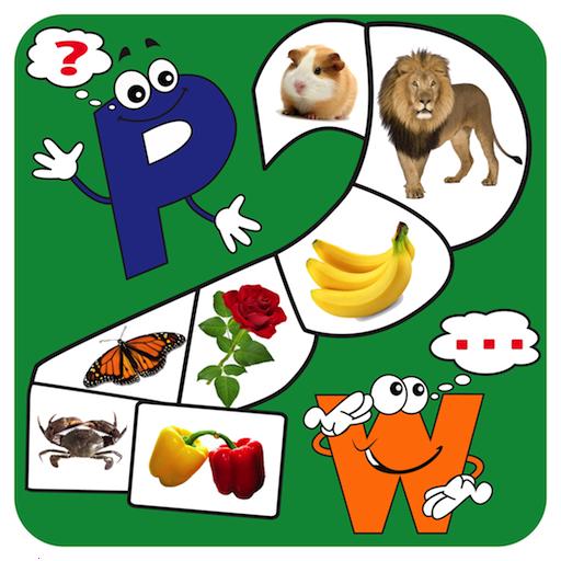 教育必備App|Pic 2 Word - Learn English LOGO-綠色工廠好玩App