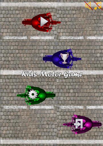 Kids motor Game
