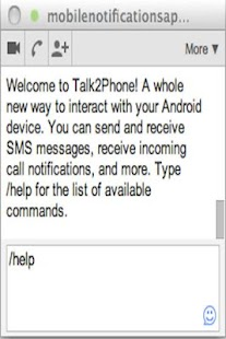 Chrome ↔ SMS Texting FREE - screenshot thumbnail