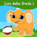 First Grade Common Core Math icon