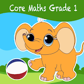 Grade 1 Math Core Learning Kit