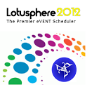 Lotusphere 2012 Scheduler icon