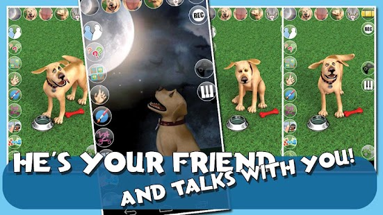 Talking John Dog & Soundboard - screenshot thumbnail