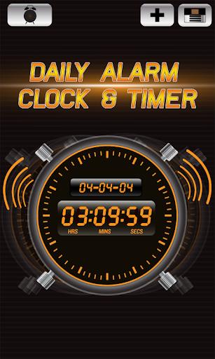 每日闹钟与计时器