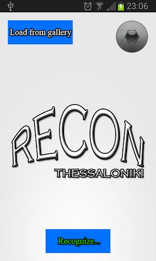 Recon Thessaloniki