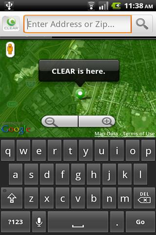 Got Clear ?- screenshot