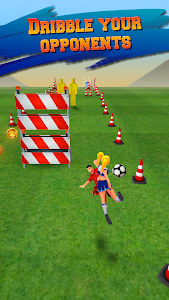 Soccer Runner: Football rush! v1.0.0