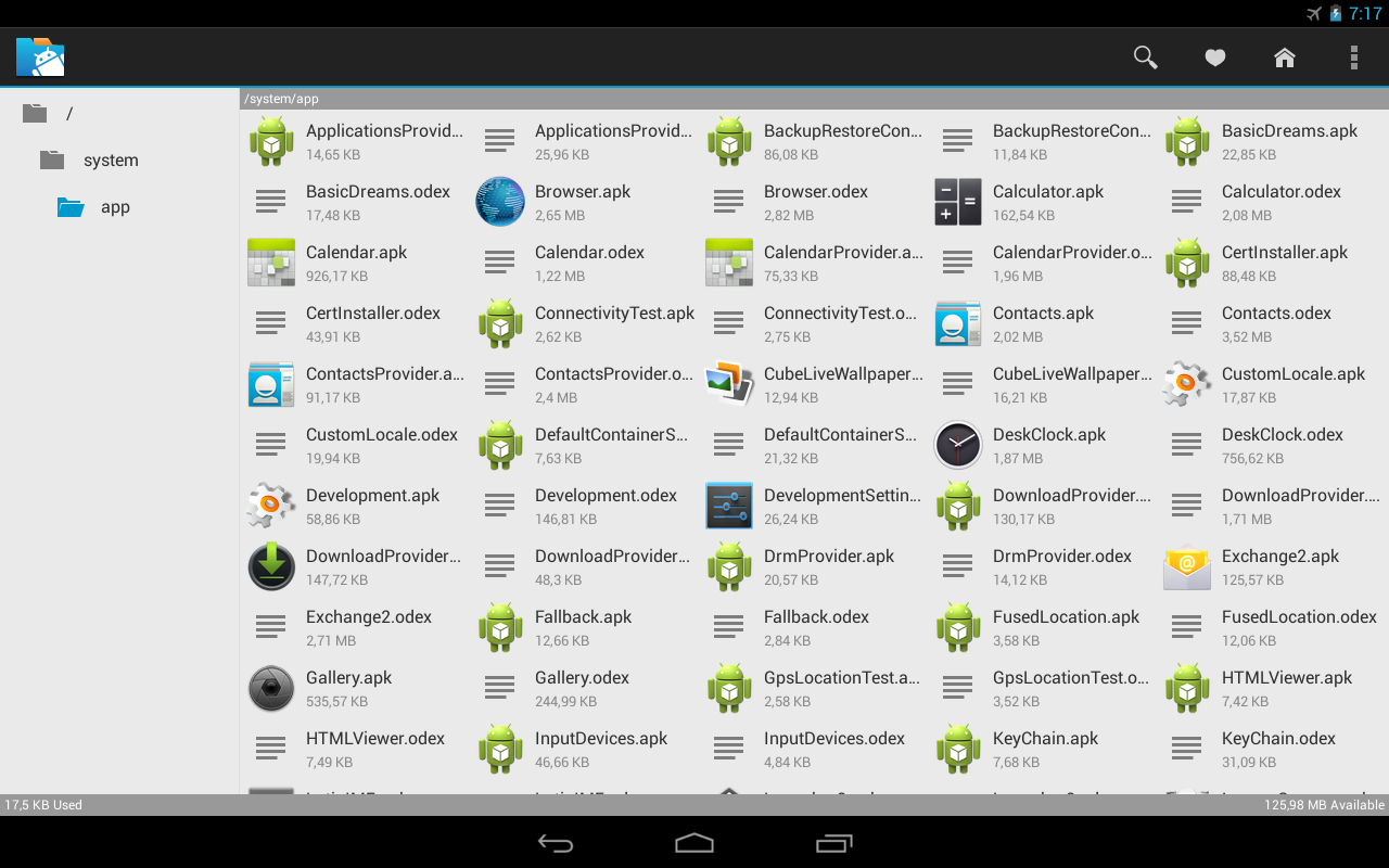 inKa File Manager Plus - screenshot