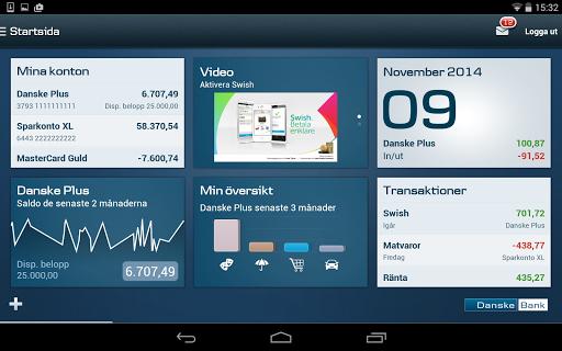 Tablet bank SE