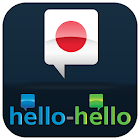 Hello-Hello Japonés (Tableta) icon