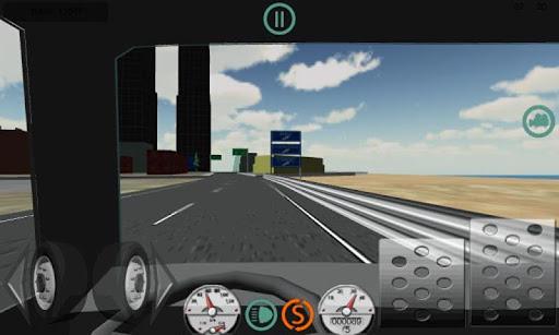 Truck Driver 3D Deluxe