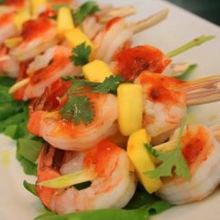 Brown Sugar Glazed Shrimp Recipes.