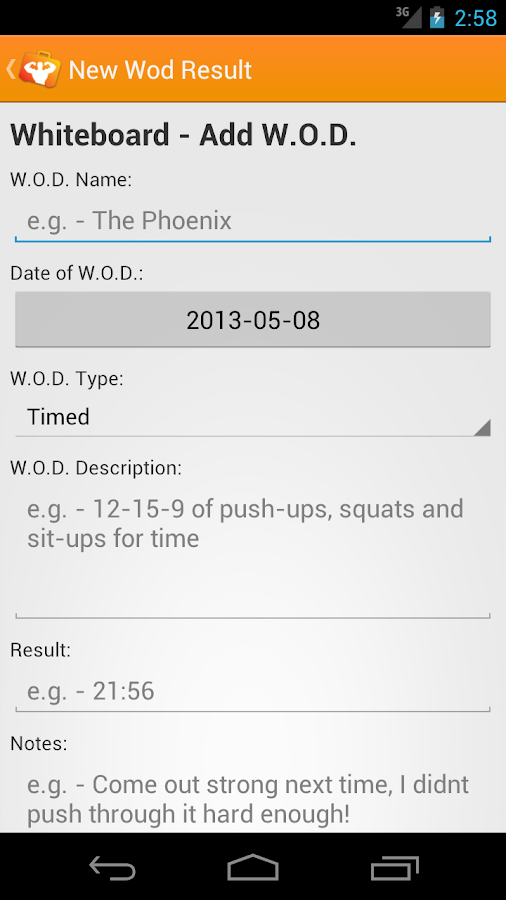 Travel WODs: Travel Workouts - screenshot